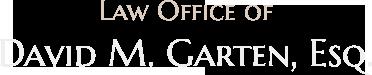 Law Office of David M. Garten, Esq.